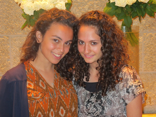 Rachel Glowinsky and Naama Didovsky copy