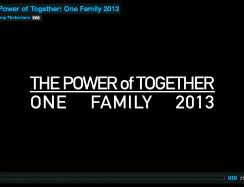 The Power of Together: OneFamily 2013