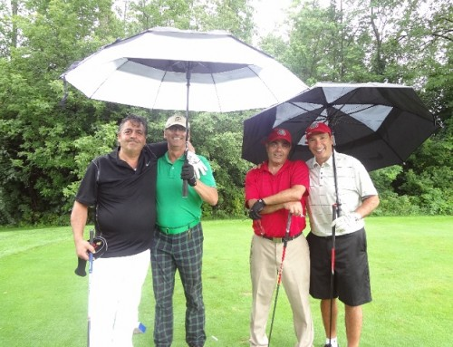 One Family Golf Tournament 2012 Raises Over $100,000