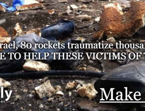 Hamas Rocket Attacks Injure Five and Terrorize Thousands of Israelis
