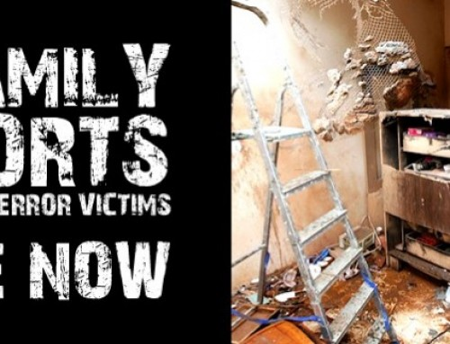 Support Southern Israel Terror Victims