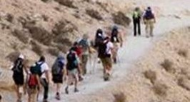 Hiking the Hills of Jerusalem