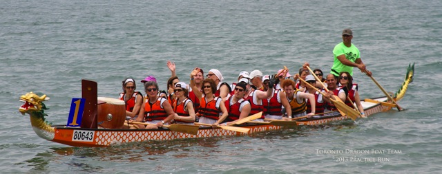 Read About Dragon Boat Israel in The News