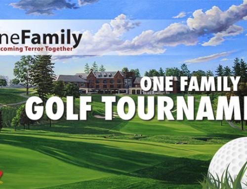 OneFamily Golf Tournament 2014