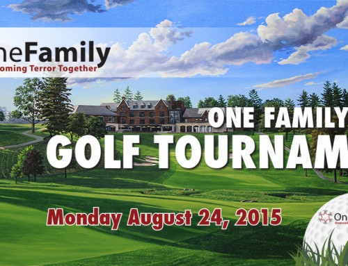 OneFamily Golf Tournament 2015
