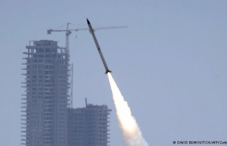 Fears Among Israelis Rise As More Rockets Fall