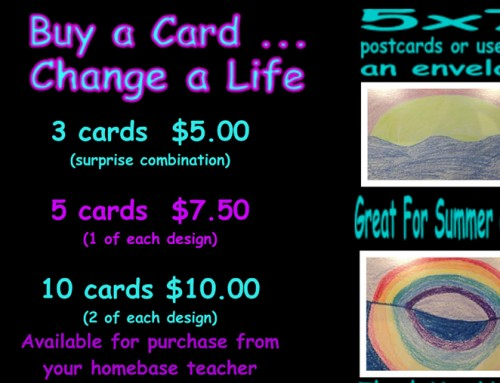 Buy a Card… Change a Life