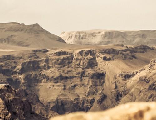 2015 Judean Desert Hike
