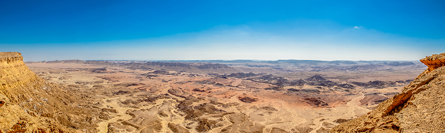 2016 Negev Hike Experience