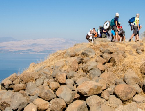 2017 Golan Heights Hike